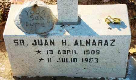 ALMARAZ, JUAN H. - Maricopa County, Arizona   JUAN H. ALMARAZ - Arizona Gravestone Photos