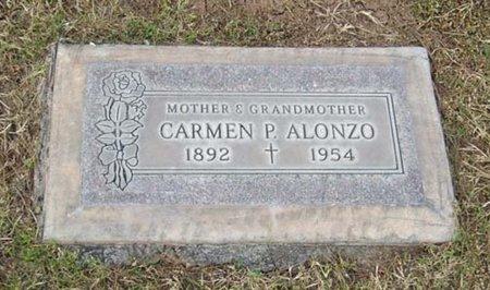 ALONZO, CARMEN - Maricopa County, Arizona | CARMEN ALONZO - Arizona Gravestone Photos