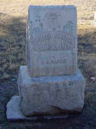 ALTMAN, RICHARD - Maricopa County, Arizona | RICHARD ALTMAN - Arizona Gravestone Photos