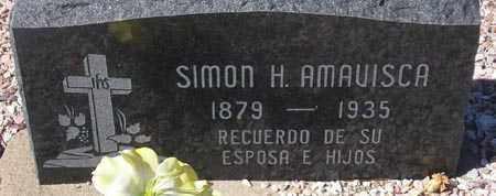 AMAVISCA, SIMON H. - Maricopa County, Arizona | SIMON H. AMAVISCA - Arizona Gravestone Photos