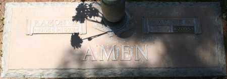 AMEN, MAXINE A. - Maricopa County, Arizona | MAXINE A. AMEN - Arizona Gravestone Photos