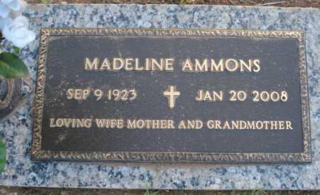 AMMONS, MADELINE - Maricopa County, Arizona | MADELINE AMMONS - Arizona Gravestone Photos