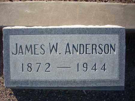 ANDERSON, JAMES - Maricopa County, Arizona   JAMES ANDERSON - Arizona Gravestone Photos