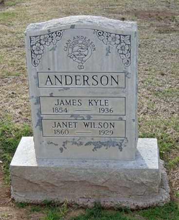 ANDERSON, JAMES KYLE - Maricopa County, Arizona | JAMES KYLE ANDERSON - Arizona Gravestone Photos