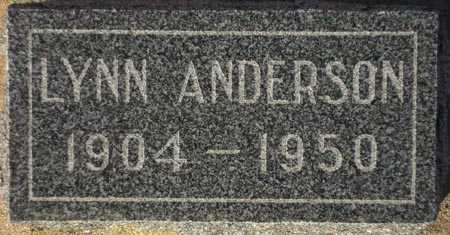 ANDERSON, LYNN - Maricopa County, Arizona | LYNN ANDERSON - Arizona Gravestone Photos