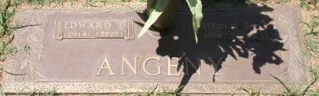 ANGENY, EDWARD T. - Maricopa County, Arizona | EDWARD T. ANGENY - Arizona Gravestone Photos