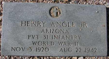 ANGLE, HENRY - Maricopa County, Arizona | HENRY ANGLE - Arizona Gravestone Photos