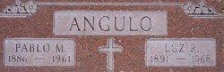 ANGULO, PABLO. M - Maricopa County, Arizona   PABLO. M ANGULO - Arizona Gravestone Photos