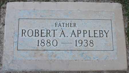 APPLEBY, ROBERT ADDISON - Maricopa County, Arizona | ROBERT ADDISON APPLEBY - Arizona Gravestone Photos