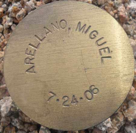 ARELLANO, MIGUEL - Maricopa County, Arizona | MIGUEL ARELLANO - Arizona Gravestone Photos