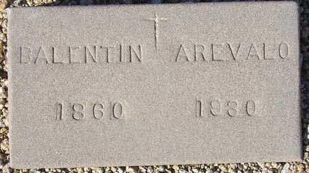 AREVALO, BALENTIN - Maricopa County, Arizona | BALENTIN AREVALO - Arizona Gravestone Photos