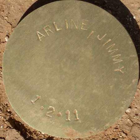 ARLINE, JIMMY - Maricopa County, Arizona | JIMMY ARLINE - Arizona Gravestone Photos
