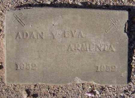 ARMENTA, EVA (TWIN 1) - Maricopa County, Arizona | EVA (TWIN 1) ARMENTA - Arizona Gravestone Photos