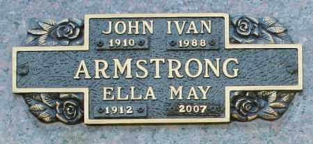 ARMSTRONG, ELLA MAY - Maricopa County, Arizona | ELLA MAY ARMSTRONG - Arizona Gravestone Photos