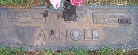 ARNOLD, CARL C. - Maricopa County, Arizona   CARL C. ARNOLD - Arizona Gravestone Photos