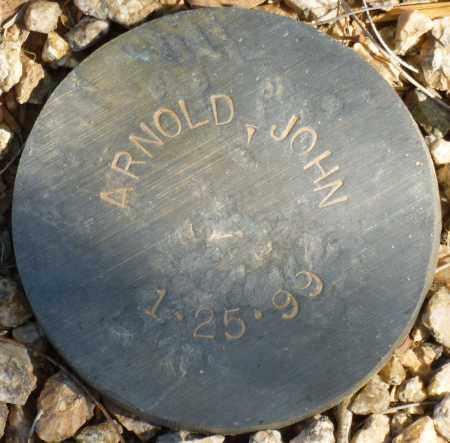 ARNOLD, JOHN - Maricopa County, Arizona | JOHN ARNOLD - Arizona Gravestone Photos