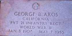 AROS, GEORGE BARCELO - Maricopa County, Arizona   GEORGE BARCELO AROS - Arizona Gravestone Photos