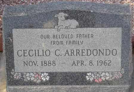 ARREDONDO, CECILIO C. - Maricopa County, Arizona | CECILIO C. ARREDONDO - Arizona Gravestone Photos