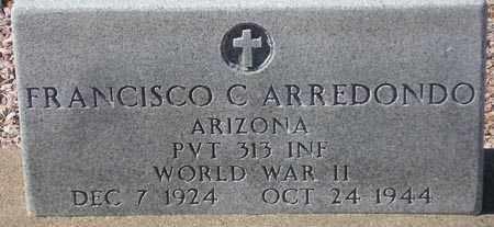 ARREDONDO, FRANCISCO - Maricopa County, Arizona   FRANCISCO ARREDONDO - Arizona Gravestone Photos