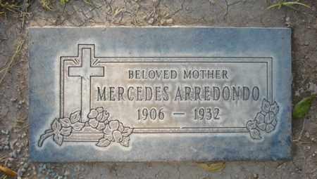 ARREDONDO, MERCEDES - Maricopa County, Arizona | MERCEDES ARREDONDO - Arizona Gravestone Photos