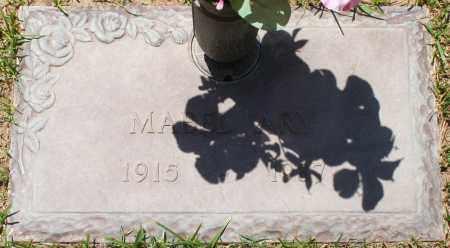 ARY, MABEL - Maricopa County, Arizona | MABEL ARY - Arizona Gravestone Photos
