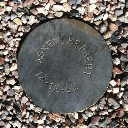 ASKEW, HERBERT - Maricopa County, Arizona | HERBERT ASKEW - Arizona Gravestone Photos