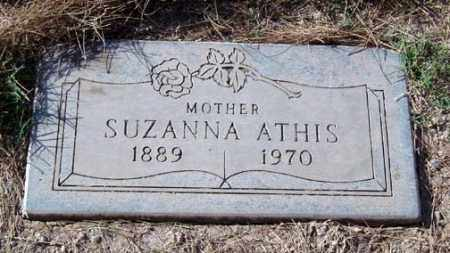 ATHIS, SUZANNA - Maricopa County, Arizona   SUZANNA ATHIS - Arizona Gravestone Photos
