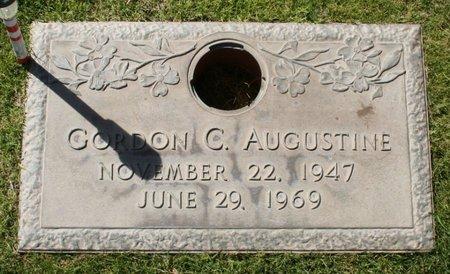 AUGUSTINE, GORDON C - Maricopa County, Arizona | GORDON C AUGUSTINE - Arizona Gravestone Photos