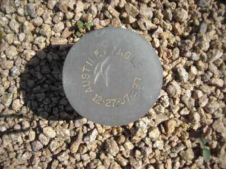 AUSTINE, ANGLE LEE - Maricopa County, Arizona   ANGLE LEE AUSTINE - Arizona Gravestone Photos