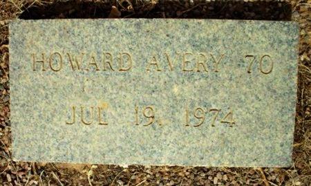 AVERY, HOWARD - Maricopa County, Arizona | HOWARD AVERY - Arizona Gravestone Photos
