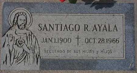 AYALA, SANTIAGO R. - Maricopa County, Arizona | SANTIAGO R. AYALA - Arizona Gravestone Photos