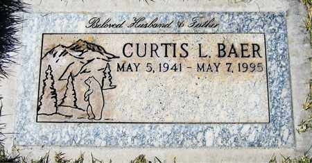 BAER, CURTIS L. - Maricopa County, Arizona | CURTIS L. BAER - Arizona Gravestone Photos