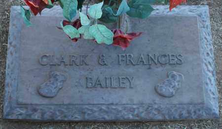 BAILEY, CLARK - Maricopa County, Arizona | CLARK BAILEY - Arizona Gravestone Photos