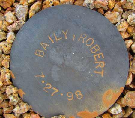 BAILY, ROBERT - Maricopa County, Arizona | ROBERT BAILY - Arizona Gravestone Photos