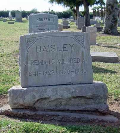 BAISLEY, JEREMIAH C. - Maricopa County, Arizona | JEREMIAH C. BAISLEY - Arizona Gravestone Photos