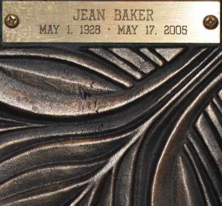 BAKER, JEAN - Maricopa County, Arizona | JEAN BAKER - Arizona Gravestone Photos