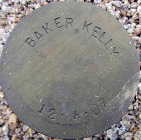 BAKER, KELLY - Maricopa County, Arizona   KELLY BAKER - Arizona Gravestone Photos