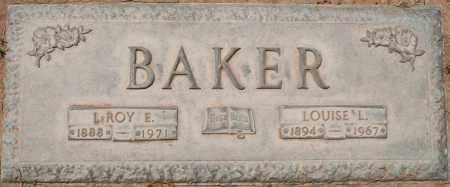 BAKER, LOUISE L. - Maricopa County, Arizona   LOUISE L. BAKER - Arizona Gravestone Photos