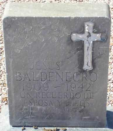 BALDENEGRO, JESUS - Maricopa County, Arizona | JESUS BALDENEGRO - Arizona Gravestone Photos
