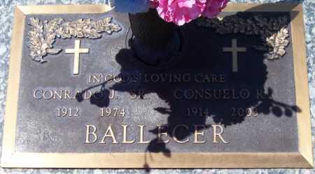 BALLECER, CONSUELO R. - Maricopa County, Arizona   CONSUELO R. BALLECER - Arizona Gravestone Photos