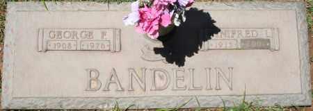 BANDELIN, WINIFRED L. - Maricopa County, Arizona | WINIFRED L. BANDELIN - Arizona Gravestone Photos