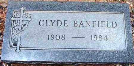 BANFIELD, THOMAS CLYDE - Maricopa County, Arizona | THOMAS CLYDE BANFIELD - Arizona Gravestone Photos