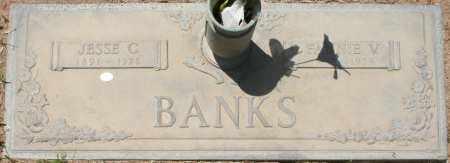 BANKS, JESSE C. - Maricopa County, Arizona | JESSE C. BANKS - Arizona Gravestone Photos