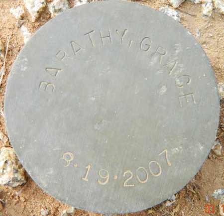 BARATHY, GRACE - Maricopa County, Arizona   GRACE BARATHY - Arizona Gravestone Photos