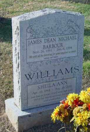 BARBOUR, JAMES DEAN MICHAEL - Maricopa County, Arizona | JAMES DEAN MICHAEL BARBOUR - Arizona Gravestone Photos