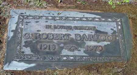 BARFOOT, G. ROBERT - Maricopa County, Arizona | G. ROBERT BARFOOT - Arizona Gravestone Photos