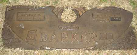 BARKER, ROBERT B. - Maricopa County, Arizona | ROBERT B. BARKER - Arizona Gravestone Photos