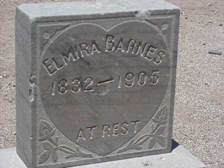 BARNES, ELMIRA - Maricopa County, Arizona | ELMIRA BARNES - Arizona Gravestone Photos