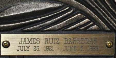 BARRERAS, JAMES RUIZ - Maricopa County, Arizona | JAMES RUIZ BARRERAS - Arizona Gravestone Photos