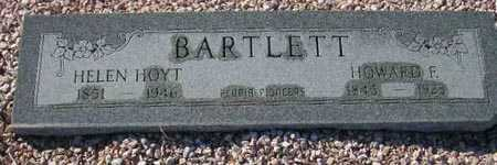 HOYT BARTLETT, HELEN - Maricopa County, Arizona | HELEN HOYT BARTLETT - Arizona Gravestone Photos